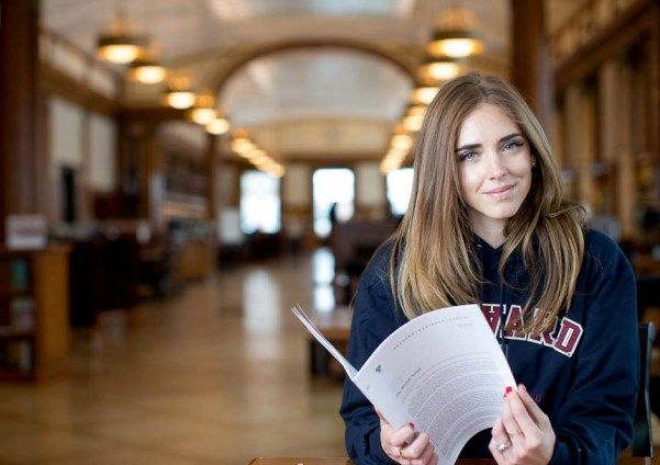 10 Things We Learned About the Business of Blogging From Chiara Ferragni's Harvard Study