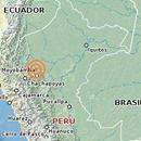 Sismo de 6.1 grados remeció San Martín esta madrugada - RPP Noticias  RPP Noticias Sismo de 6.1 grados remeció San Martín esta madrugada RPP Noticias El epicentro del movimiento telúrico se ubicó a 54 kilómetros al noreste de Nueva Cajamarca, reportó el Instituto Geofísico del Perú. Redacción. 10 de septiembre del 2016 - 7:45 AM. El movimiento telúrico se sintió en…