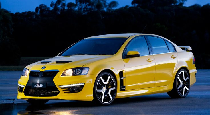 Holden VE HSV