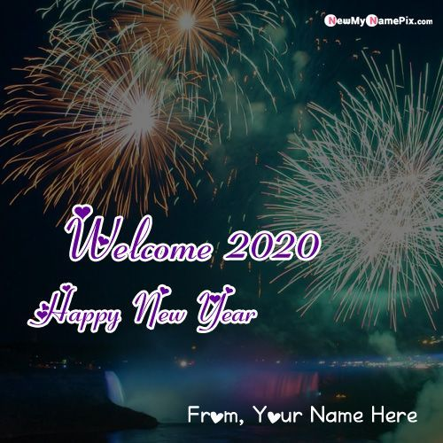 Most Popular New Year Wishes Name Pics, Whatsapp And Facebook