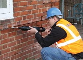 Helifix crack stitching is a reliable and cost-effective means of repairing and stabilising cracked masonry. Suitable for all forms of masonry structures, it provides a rapid, permanent and reliable solution to the problem of cracked masonry.