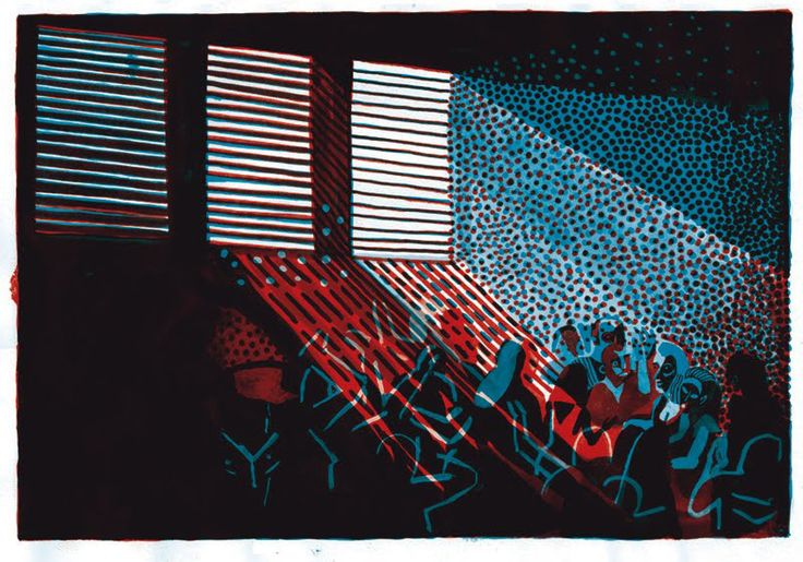 Somewhere Where You Do Not Want to Be': Works by Brecht Evens