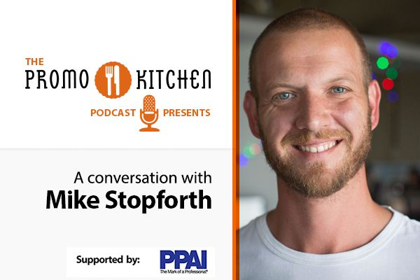 CEO Mike Stopforth featured on a podcast with Promo Kitchen.