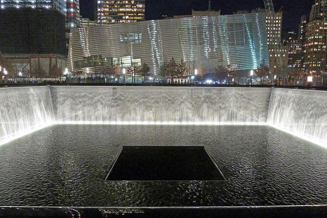 911 Memorial Pools