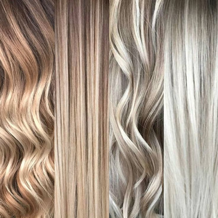 * 8 Blonde Formulas + HOW-TOS you're going to LOVE >>>