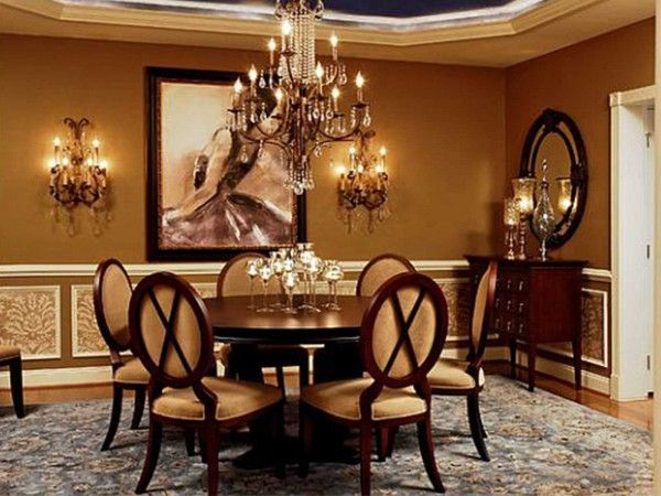 traditional dining room by paula grace designs inc love love love this this is sooo beautiful - Dining Room Chandelier Traditional