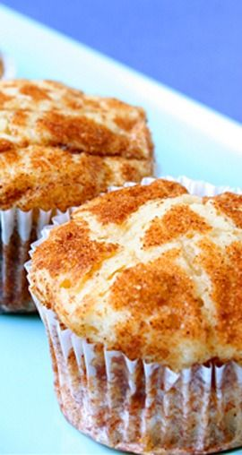 Muffadoodles- OMW these are SO good! prob one if the best muffins I've made in a long time :)