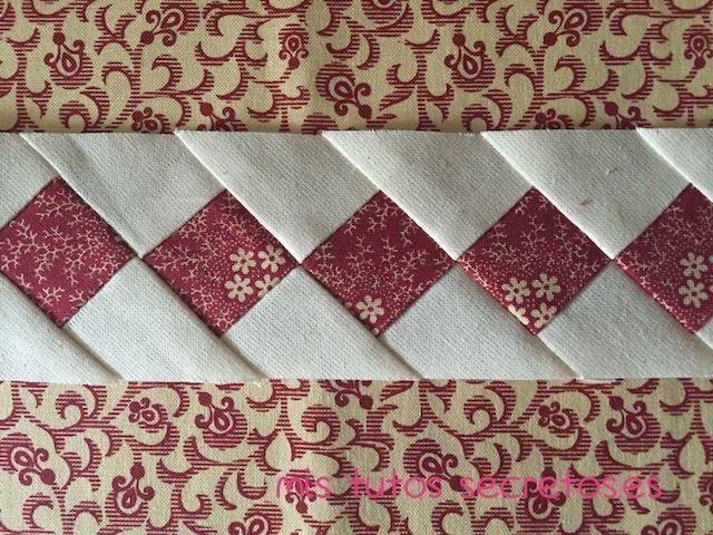 Patchwork Seminole Technique