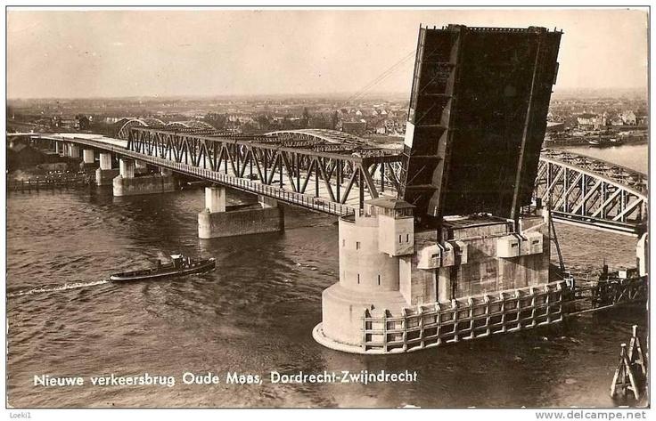 verkeersbrug Dordrecht-Zwijndrecht