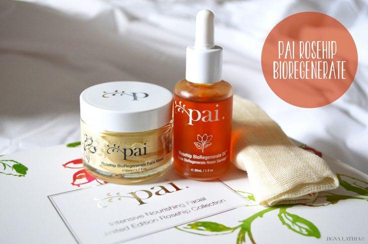 My Skin Healer – Pai Rosehip Bioregenerate Oil