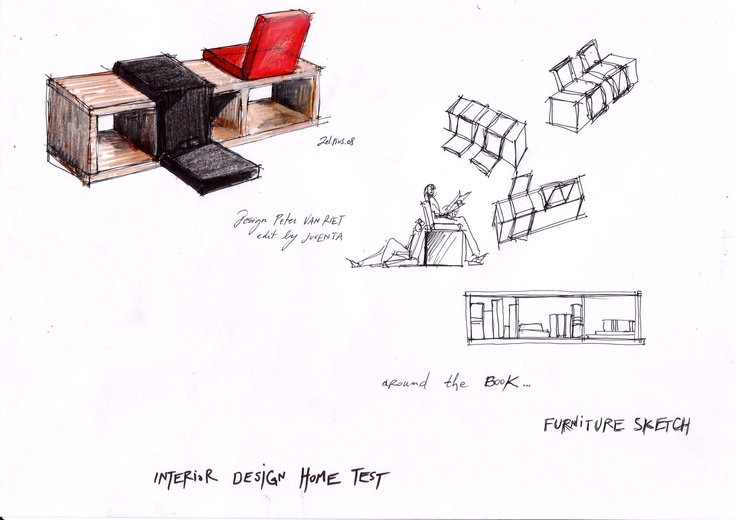 design sketch, 2008 © eLfy
