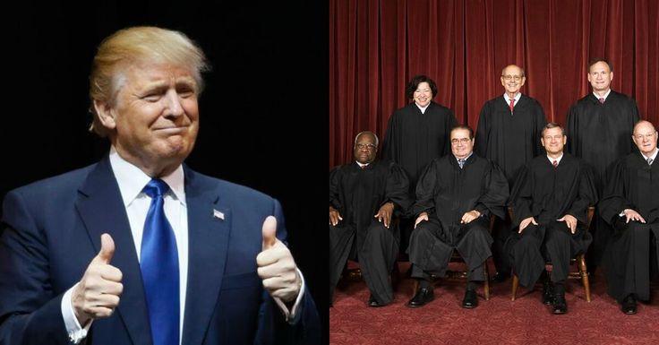 BREAKING: SCOTUS Decision Okays Trump Poll Watchers