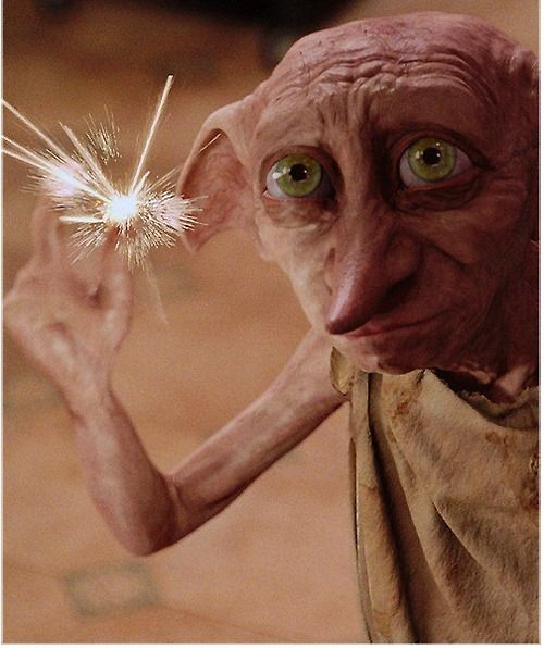 Dobby. ugly or funny-looking is cute haha. | Sickingly ...
