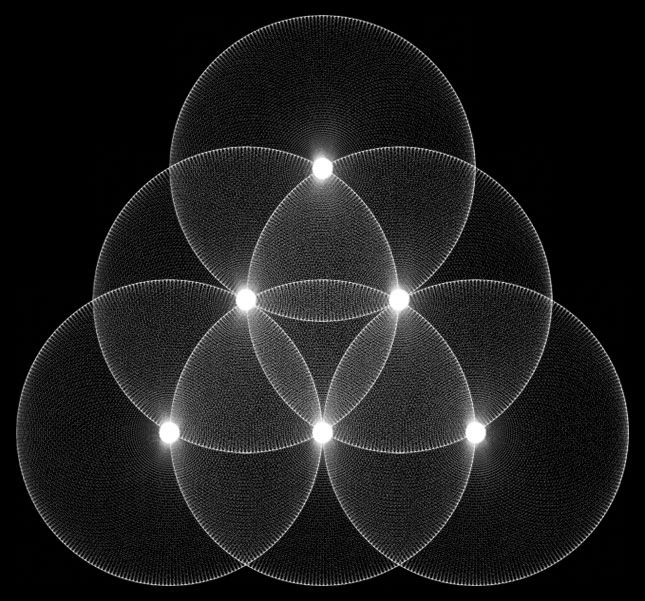 Sacred geometry <3 not really a fractal, but it works ok here...