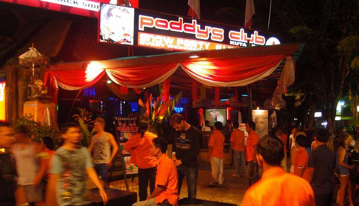 Paddy's Club Bali