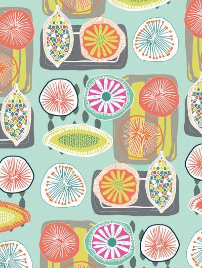print & pattern: DESIGNER - samantha jayne wood
