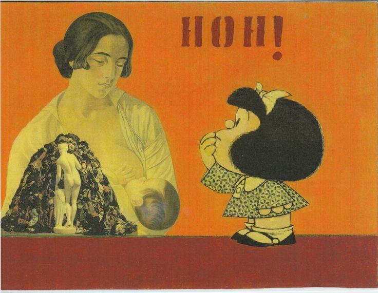 HOH!! - Maternità - Mafalda