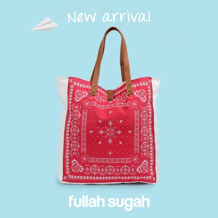 FULLAHSUGAH | Shopper με ethnic μοτίβo |  14341085   #fullahsugah #fullah_sugah #SS2014 #fashion #shopping #summer_mood #dress #women_fashion #summer_trends