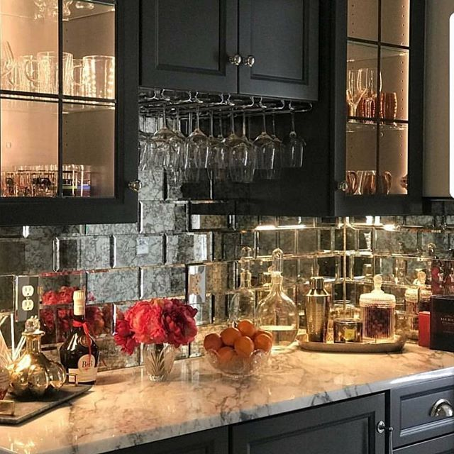 25 Modern Kitchen Countertop Ideas 2021 Fresh Designs For Your Home Home Decor Inexpensive Home Decor Home Bar Designs