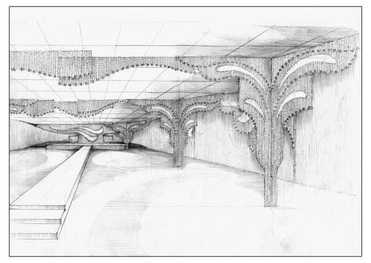 Hall design by Nhelskie.deviantart.com on @deviantART