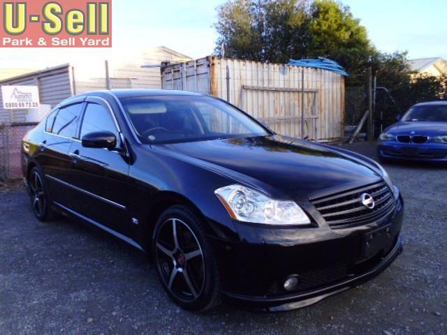 2004 Nissan Fuga 350gt for sale | $10,990 | https://www.u-sell.co.nz/main/browse/27708-2004-nissan-fuga-350gt-for-sale.html | U-Sell | Park & Sell Yard | Used Cars | 797 Te Rapa Rd, Hamilton, New Zealand