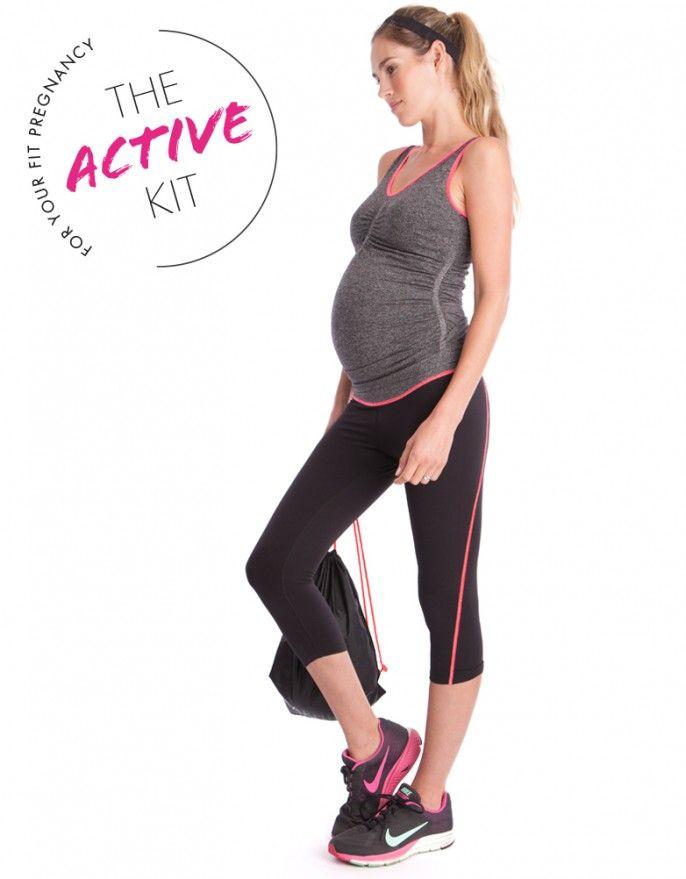 Maternity Activewear Kit