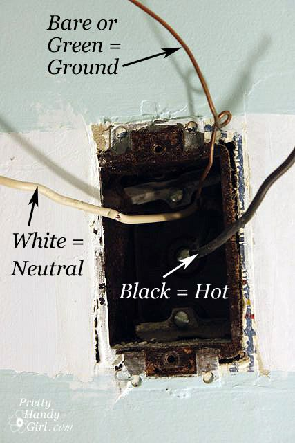 Best 20 electrical wiring ideas on pinterest electrical - How to install bathroom light fixture ...