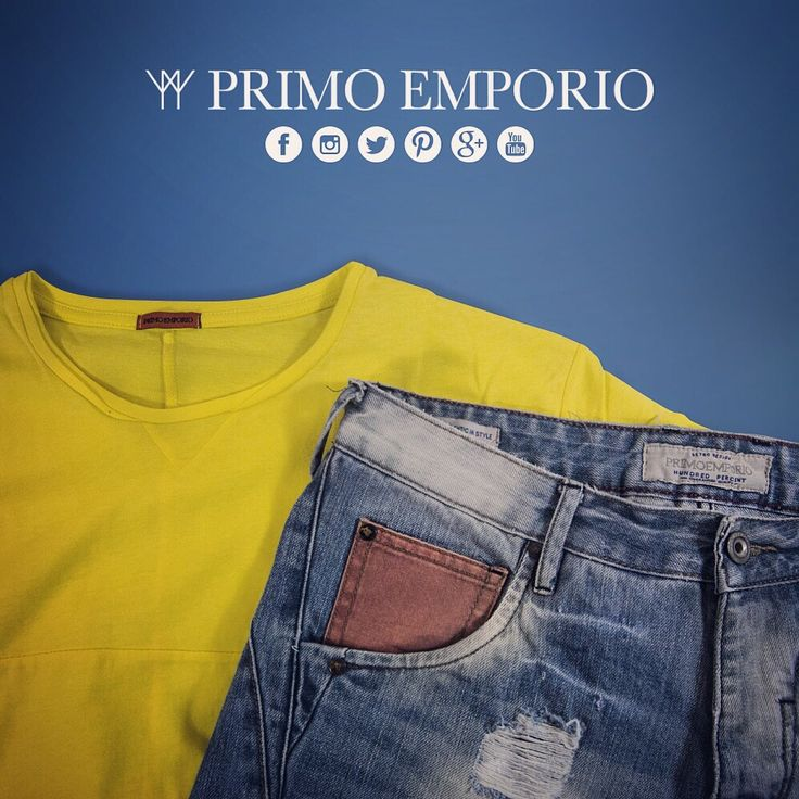 • Bermuda Jeans and T-Shirt - My fav casual outfit ✈️  •  Official Online Store:  www.primoemporio.it  _______  For Info and Collaborations contact us on: shop@primoemporio.it  #primoemporio #springsummer #newcollection #footwear #casual #streetwear #urbanfashion #tshirt #design #ootd #outfittoday #ootn #menswear #mensstyle #mensfashion #fashion #style #dope #dapper #bermuda #denim #jeans