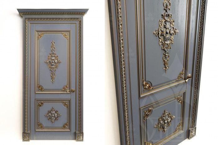 Дизайн-проект дверного портала - Ставрос