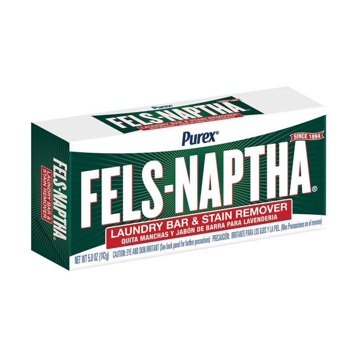 Fels Naptha Laundry Soap (04303) - Laundry Pre-Treats - Ace Hardware