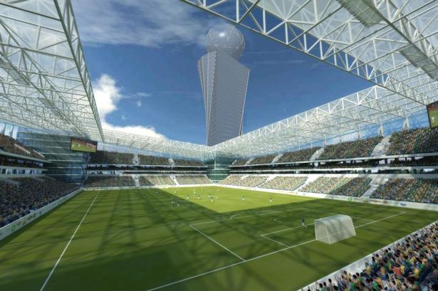 Future stadiums in pictures: The best arenas proposed for the coming years