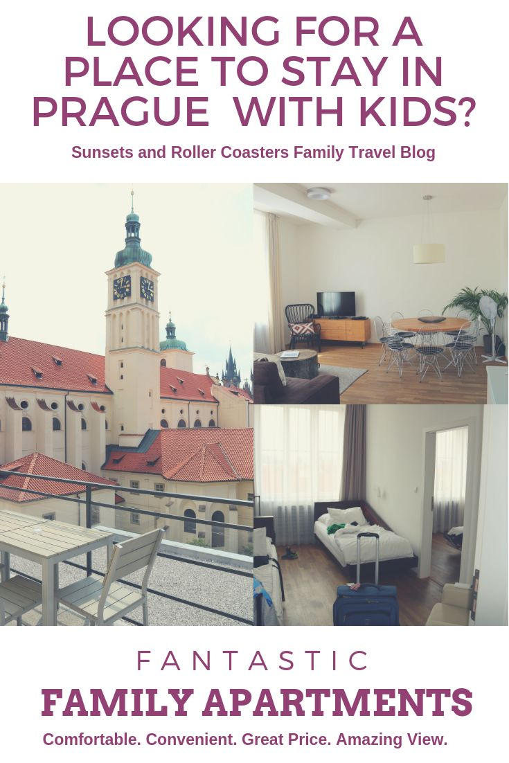 We found a fantastic Prague apartment for our fami…