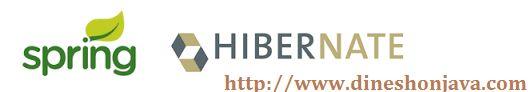 Dinesh on Java: Spring Hibernate Integration with Example