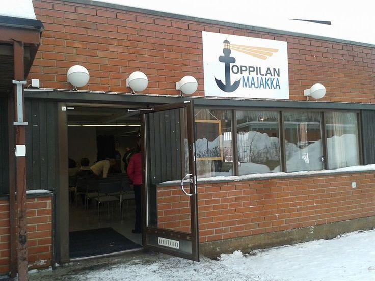Toppilan Majakka paikassa Paakakatu 3, 90520  Oulu, Finland