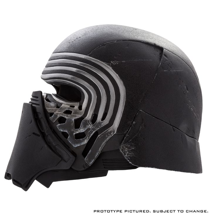 STAR WARS™: THE FORCE AWAKENS: Kylo Ren Helmet Accessory (Pre-Order)