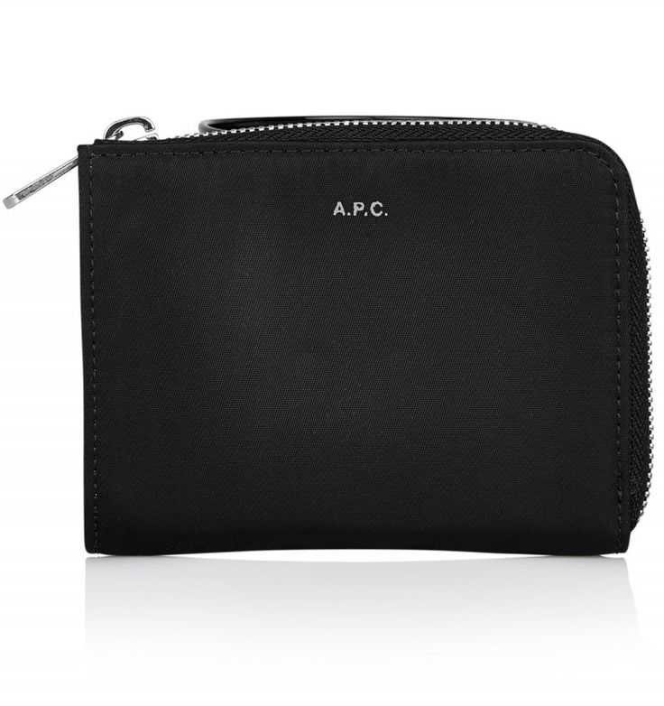 A.P.C. JULIAN WALLET #APC #wallet #NEWARRIVALS #AW16 #sefton #fashion #menswear #accessories
