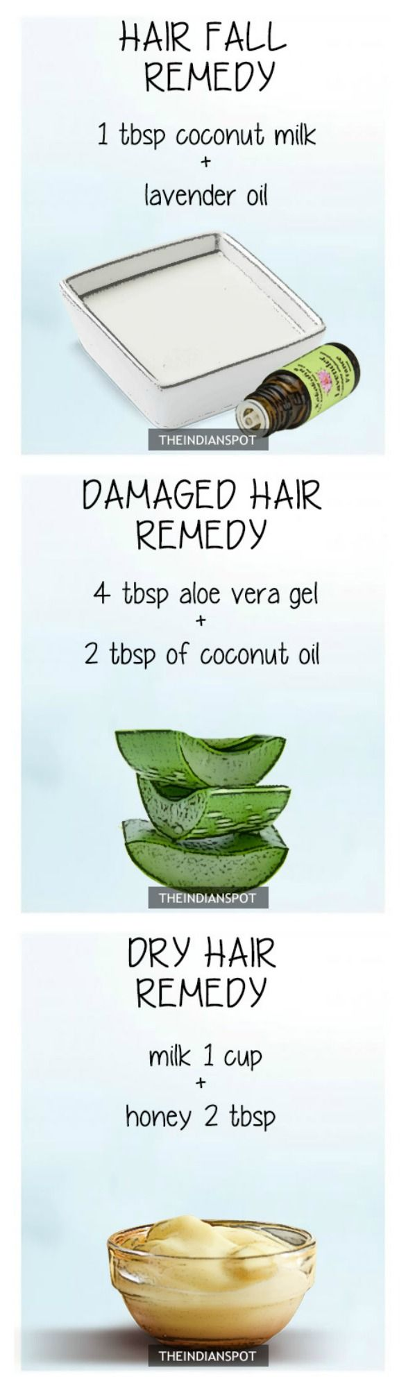 REMEDIES FOR EVERY HAIR PROBLEM