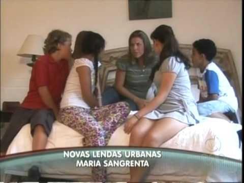 Novas Lendas Urbanas - Maria Sangrenta  Parte 01 de 02 da medo!!!!!!!!!!!