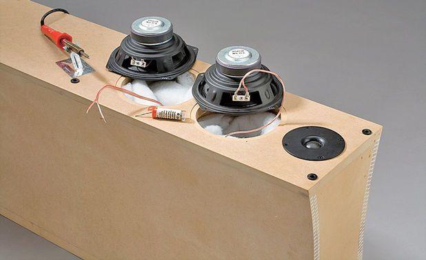 die besten 25 hifi boxen ideen auf pinterest stereo. Black Bedroom Furniture Sets. Home Design Ideas