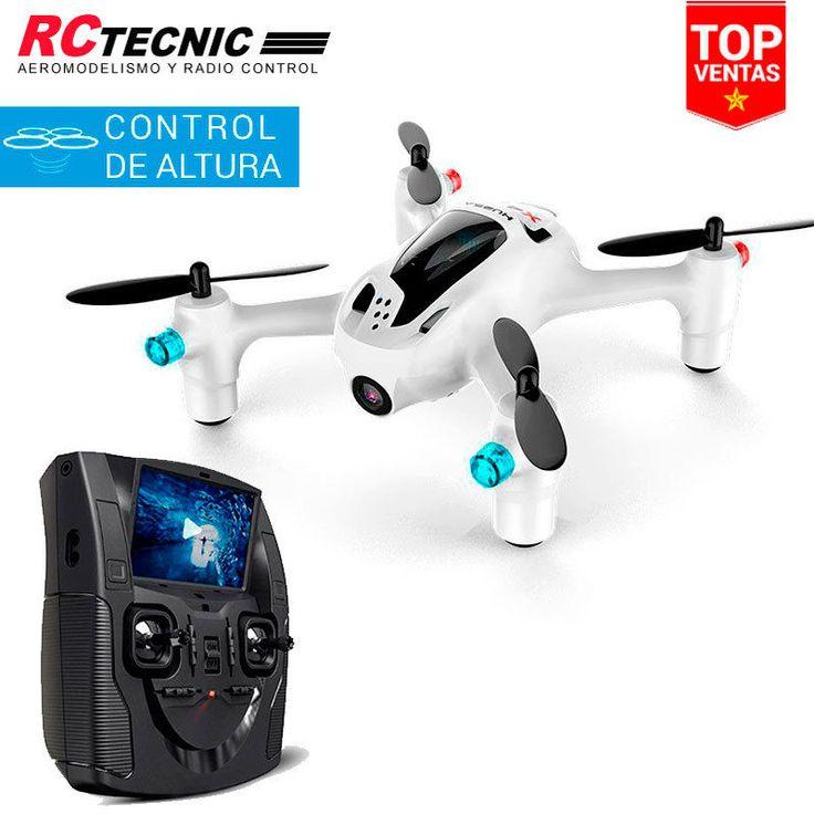 "Mini Drone FPV Hubsan X4   Cámara HD   Pantalla LCD 4.3""   Ideal para Iniciación - http://www.midronepro.com/producto/mini-drone-fpv-hubsan-x4-camara-hd-pantalla-lcd-4-3-ideal-para-iniciacion/"