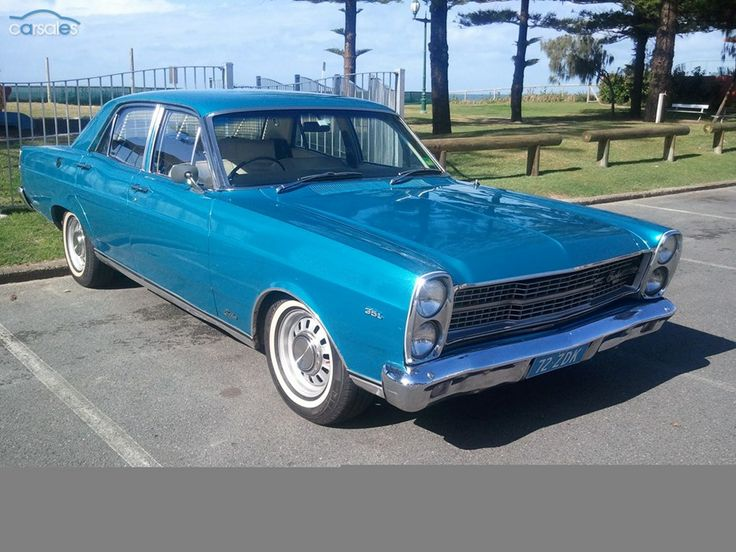 1971 Ford Fairlane ZD 500
