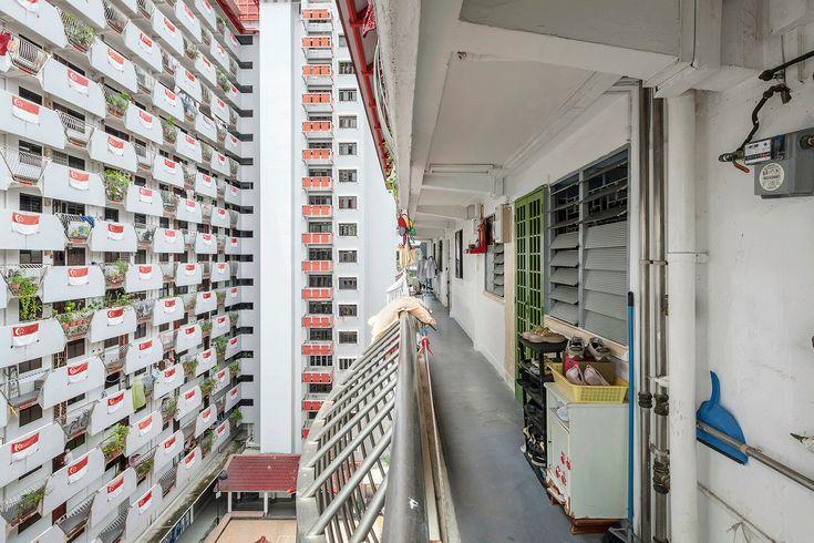 """Corridors of Diversity"": Showcasing the Secret of Singapore's Public Housing Success | ArchDaily"