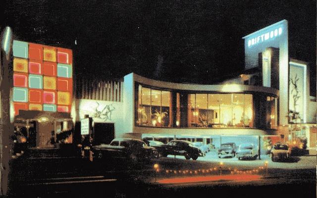 Driftwood Motel, Sunny Isles (Miami) FL postcard | Flickr - Photo Sharing!