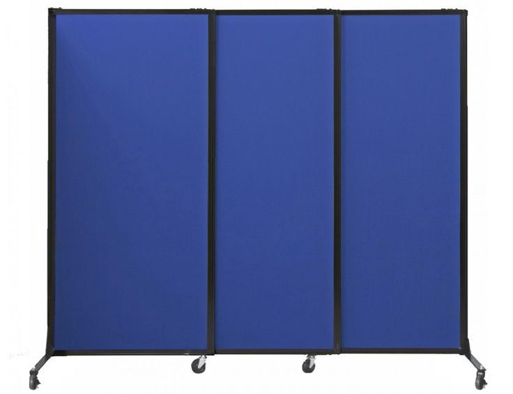 Afford-A-Wall (Sliding) Portable Partition  versare.com