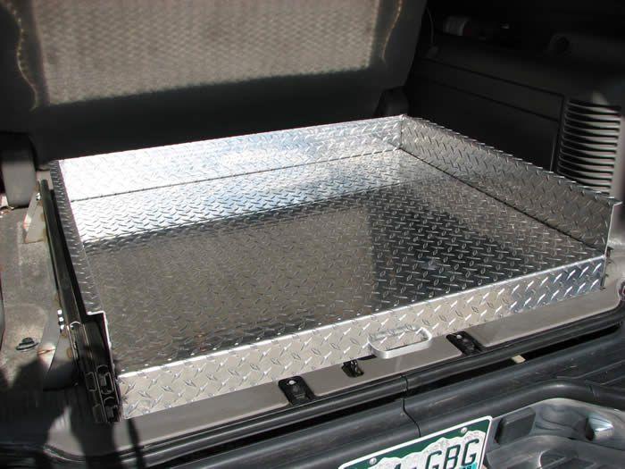 Truck Bed Slide -Suburban