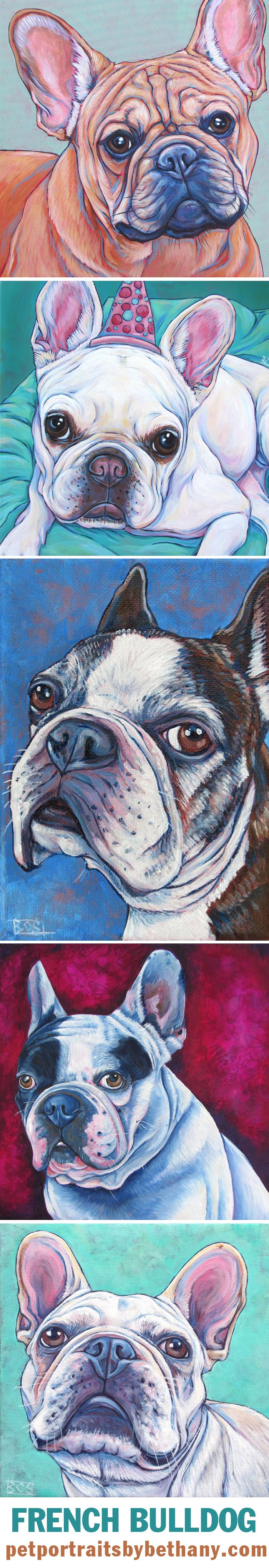 French Bulldog# by Bethany Salisbury                                                                                                                                                                                 More