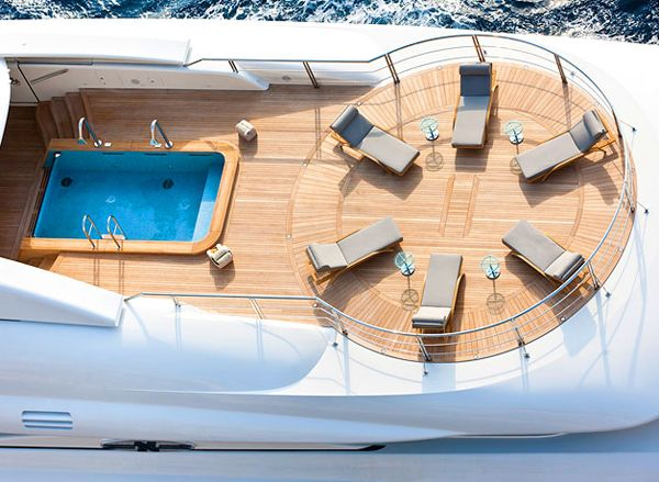 Wow! Numptia Luxury Yacht