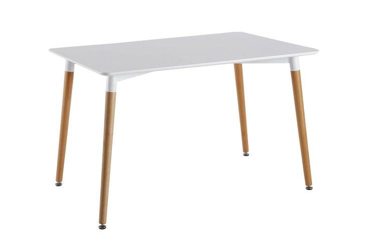 ΔΙΑΦΑΝΟ - Τραπέζι τραπεζαρίας ARTHUR EUR 179!!