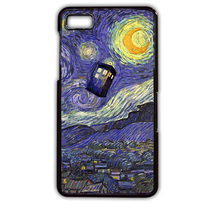 Doctor Who Wallpaper Tardis TATUM-3538 Blackberry