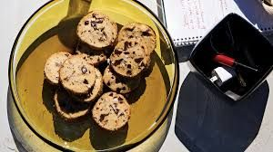 Image result for salted butter and chocolate chunk shortbread